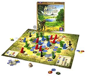 Wind & Wetter und wordwild - 2 Brettspiele zusammen unter 8 Euro