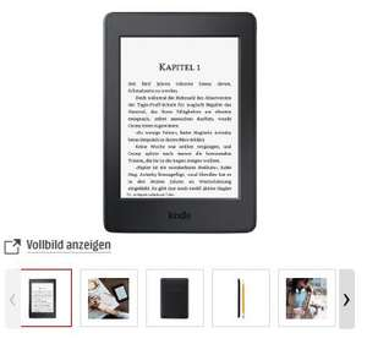 [Lokal Köln] Kindle Paperwhite (ohne Werbung), weiss oder schwarz für 69 € im Media Markt Hohe Straße