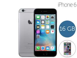 Apple iPhone 6 | 16 GB (Refurbished)  für 319,95€