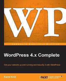 WordPress 4.x Complete eBook [Packt Verlag] 400 Seiten