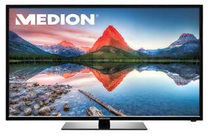 "MEDION LIFE P15219 LED-Backlight TV 80cm/31,5"" HD DVB-T2 Triple Tuner HDMI USB A"