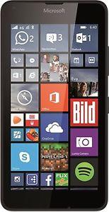 [Ebay] Microsoft Lumia 640 schwarz Windows für 79,9€