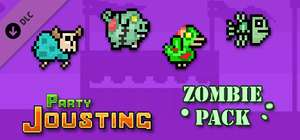[STEAM] Party Jousting - Zombie Pack (DLC) @Simplo