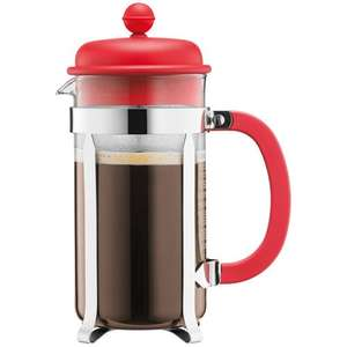 [REWE] Bodum French Press Caffettiera 1 Liter verschiedene Farben. Eventuell nur lokal?