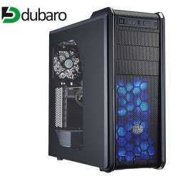 [DUBARO] - Gaming PC (i5-7500, MSI B250M, 8GB RAM, RX 480 Red Devil 8GB, 240GB SSD, Arctic Freezer 13,  550W BeQuiet System Power B8, Coolermaster CM 590) für 793,80 €