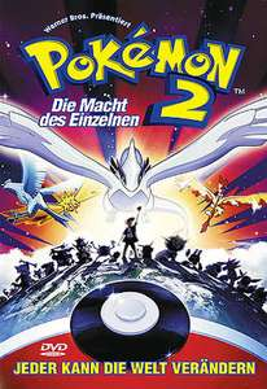 """""""Pokemon 2: Die Macht des Einzelnen"""" kostenlos schauen (+ weitere Pokemon-Filme im Dealtext) [Pokemon TV]"""