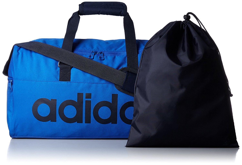 [Prime] Adidas Sporttasche icl. Schuhbeutel, 24 Liter, Blau
