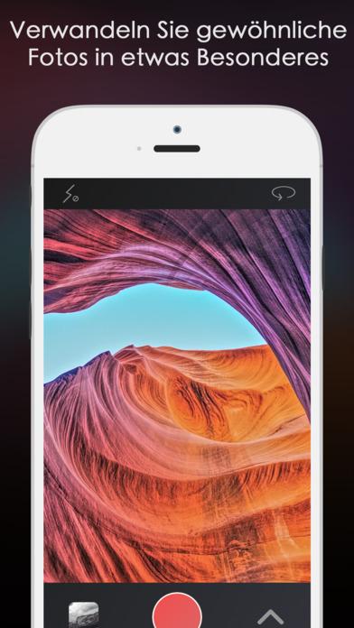 Relight (iPhone & iPad) gratis anstatt 4.99€ -Fotoapp mit Echtzeit HDR und vielen Einstellungen