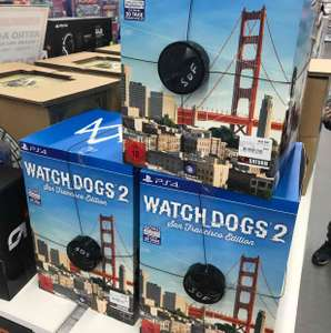 Watch Dogs 2 - San Francisco Edition PS4 (Saturn Spandau)