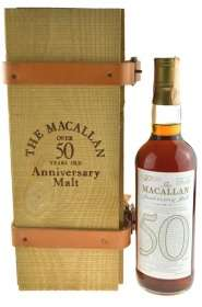 [rakuten masterpass] The Macallan Anniversary Jahrgang 1928 - 50 Jahre alt 0,7l + 1,35 Mio Rakuten Superpunkte