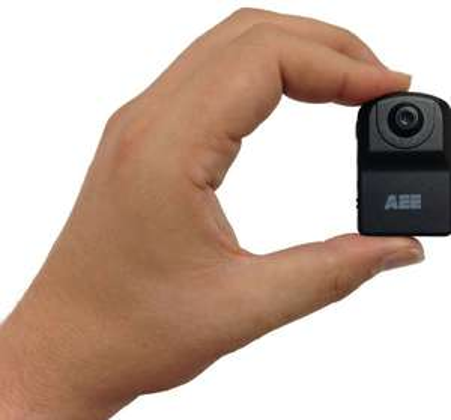 AEE Bodycam Actioncam mit WiFi @Otto.de