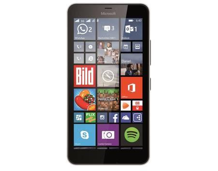 MICROSOFT Lumia (640) XL Dual Sim - (Ohne Simlock) Smartphone, Wie Neu, B Ware