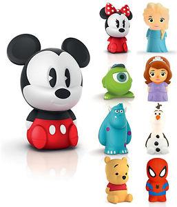 [eBay] Philips Disney SoftPal LED-Nachtlicht (USB, tragbar) - 9x verschiedene Modelle für je 14,99€