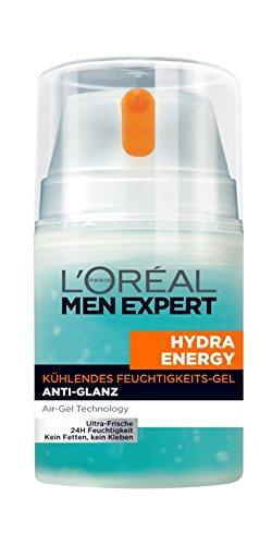 L'Oréal Men Expert Hydra Energy kühlende Feuchtigkeitspflege für Männer, 24h Feuchtigkeitscreme, 1er Pack (1 x 50 ml) für 2,99€ [Amazon Tagesangebot PRIME ODER VORRATSKAUF]