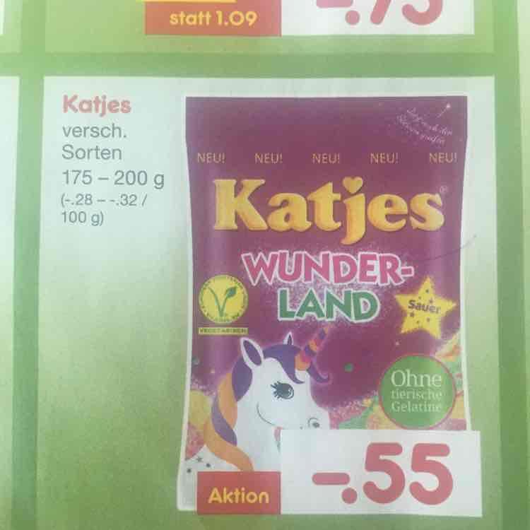 [Netto] Katjes Versch. Sorten für 0,55€ (Bundesweit ?)