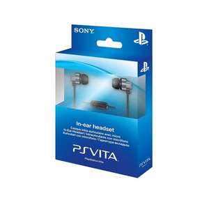 (PS4) PS Vita In-Ear-Headset
