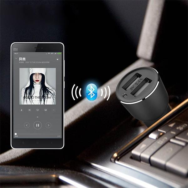 Original Xiaomi Roidmi 2S Bluetooth Car Charger / Alternativ das Baugleiche Modell für 9,12€ [Gearbest]