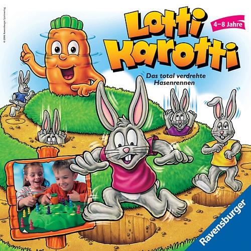 Lotti Karotti von Ravensburger für 12,93€ inkl. VSK bei [ToysRUs]