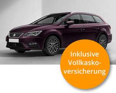 Seat Leon ST Xcellence 1.4 TSI Start & Stop, 92 kW (125 PS)  Zu einer monatlichen SuperFlatrate von nur 289,- €.