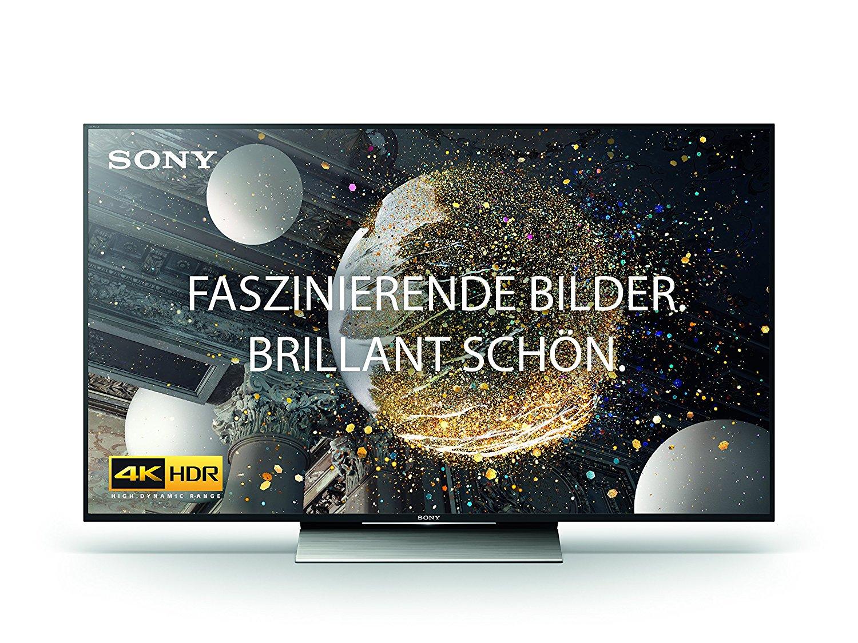 [Amazon] Sony KD 55 XD 8005 BAEP