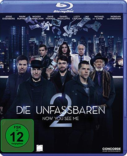 Die Unfassbaren 2 - Now You See Me [Blu-ray] für 10,97€ @Amazon.de (Blitzangebot)