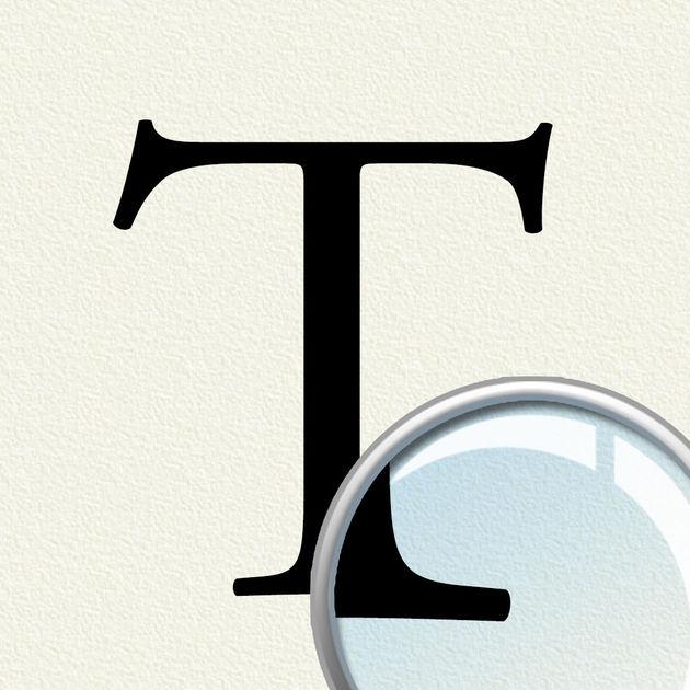 [iOS] Für Designer & Mediengestalter: Typography Insight App derzeit kostenlos für iPhone/iPad statt 0,99€/1,99€