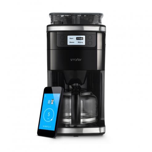 """Wifi Kaffemaschine mit Mahlwerk für 59€ mit Gutscheincode """"Neukunde"""" 25% Ersparnis"""