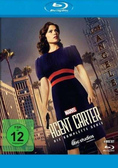 [JPC] Marvel's Agent Carter (Komplette Serie) (4 Blu-rays)