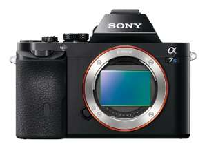 Sony Alpha 7S Body - Spiegellose Systemkamera für 1468€ @Amazon.it