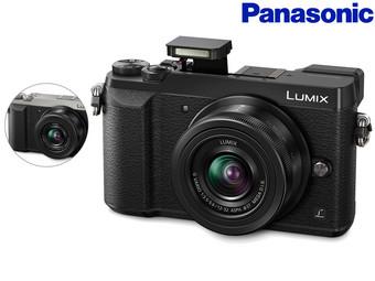 Panasonic GX80 DSLM-Kamera + 12-32 mm Objektiv @ibood