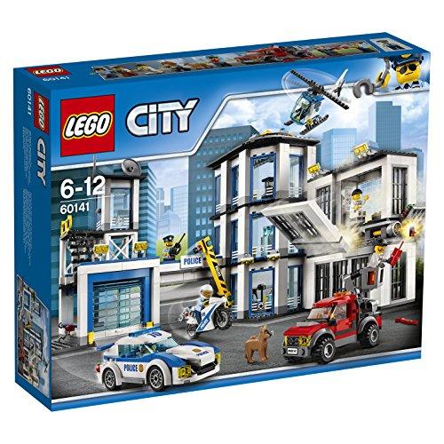 LEGO City 60141 - Polizeiwache bei Amazon für aktuell EUR 60,34€