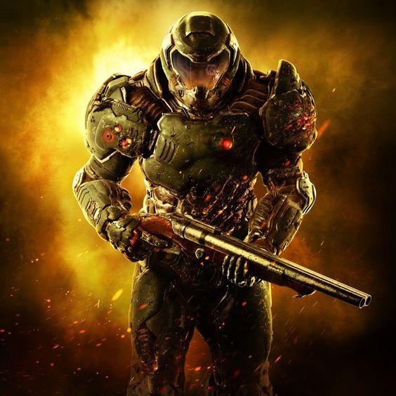 Doom (Steam) für 8,83€ [CDKeys]