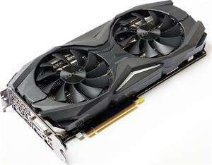Zotac Geforce GTX 1080 AMP! ab 467€ [Computeruniverse]