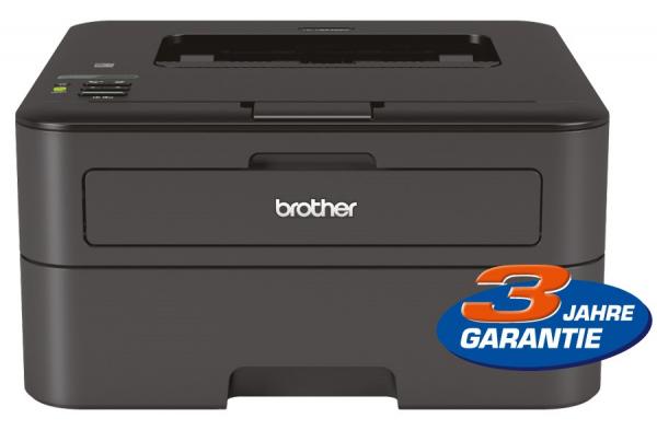 [office-partner] Brother HL-L2340DW Monochrome Laserdrucker (2400 x 600 dpi, Wireless Lan, Duplex, USB 2.0) in schwarz für 69€ statt 94€