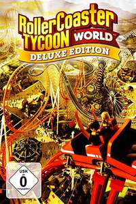 Roller Coaster Tycoon World Deluxe Edition (komplett, nicht das Upgrade) 4,99€ bei Amazon