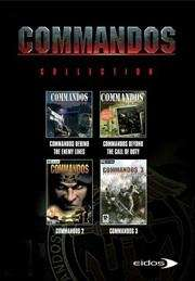 Commandos Collection (Steam) ab 1,44€ [Gamersgate]