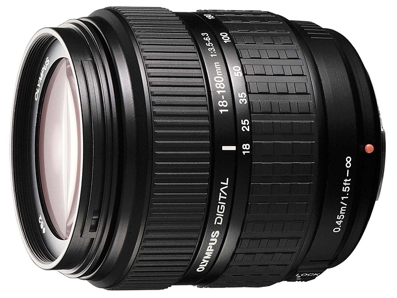 Olympus Zuiko Digital 18-180mm f3.5-6.3 Objektiv für 309,99€ (Amazon.fr)