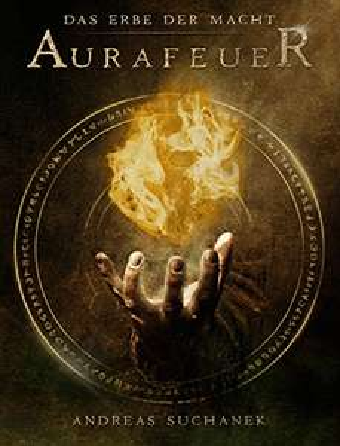 Das Erbe der Macht - Band 1: Aurafeuer (Urban Fantasy) Kindle E-Book GRATIS