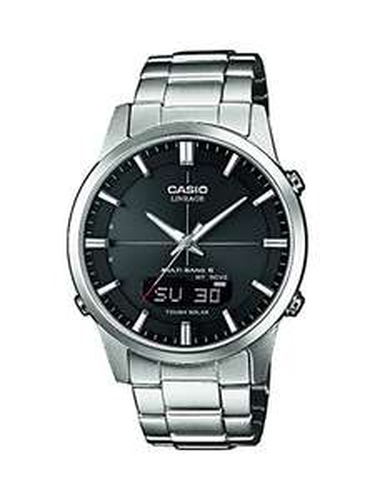 [Amazon] Armbanduhr von Casio Analog-Digital Solar Funk Saphirglas LCW-M170D-1AER für 149,40 EUR