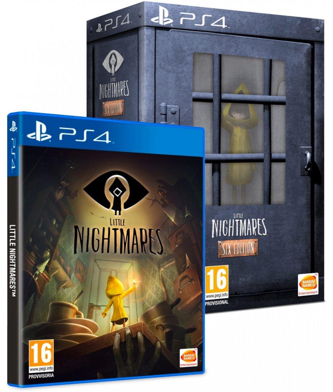 [Amazon.de PRIME Vorbestellung]  Little Nightmares - Six Edition (PS 4 / XOne / PC )