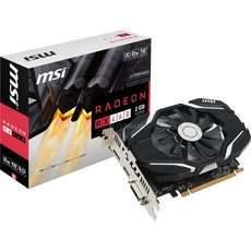 MSI Radeon RX 460 2G OC für 85,89€ [Alternate]