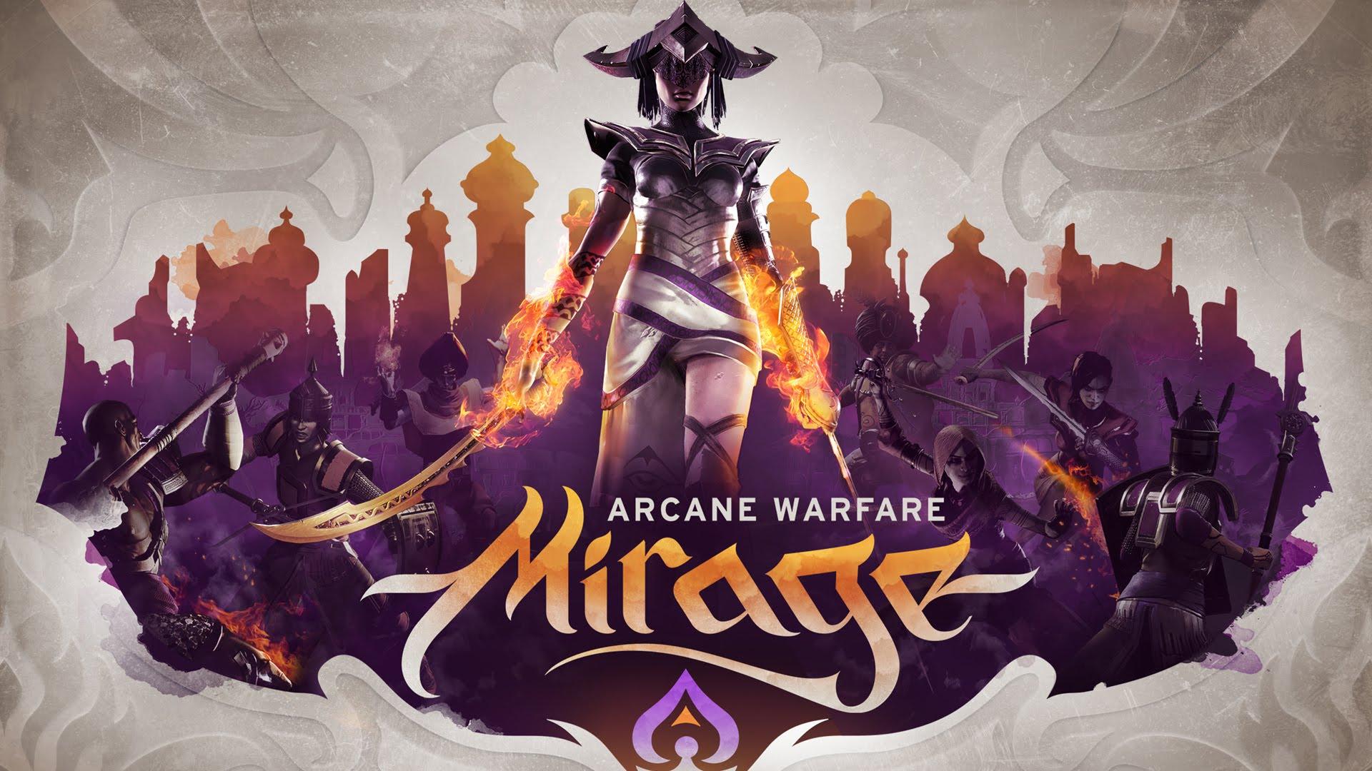 Mirage: Arcane Warfare - Steam Beta Key Giveaway!
