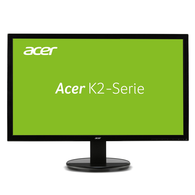Acer K272HLEbid 69 cm (27 Zoll Full HD) Monitor (VGA, DVI, HDMI, VESA, 16:9, 4ms Reaktionszeit) für 149,40 Euro (NBB)