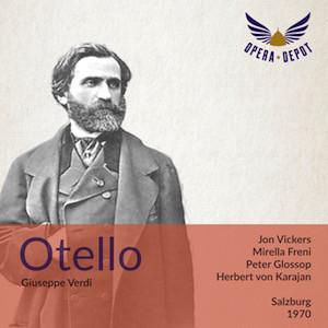 [Opera Depot] Otello mit Jon Vickers unter Karajan als Gratis-Download