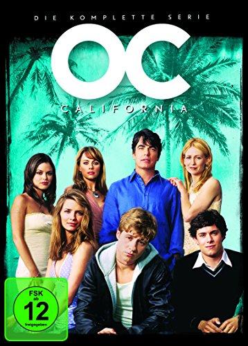 O.C. California - Die komplette Serie (Staffel 1-4) (exklusiv bei Amazon.de) [Limited Edition] [26 DVDs] für 22,97€ @Amazon.de (Blitzangebot)