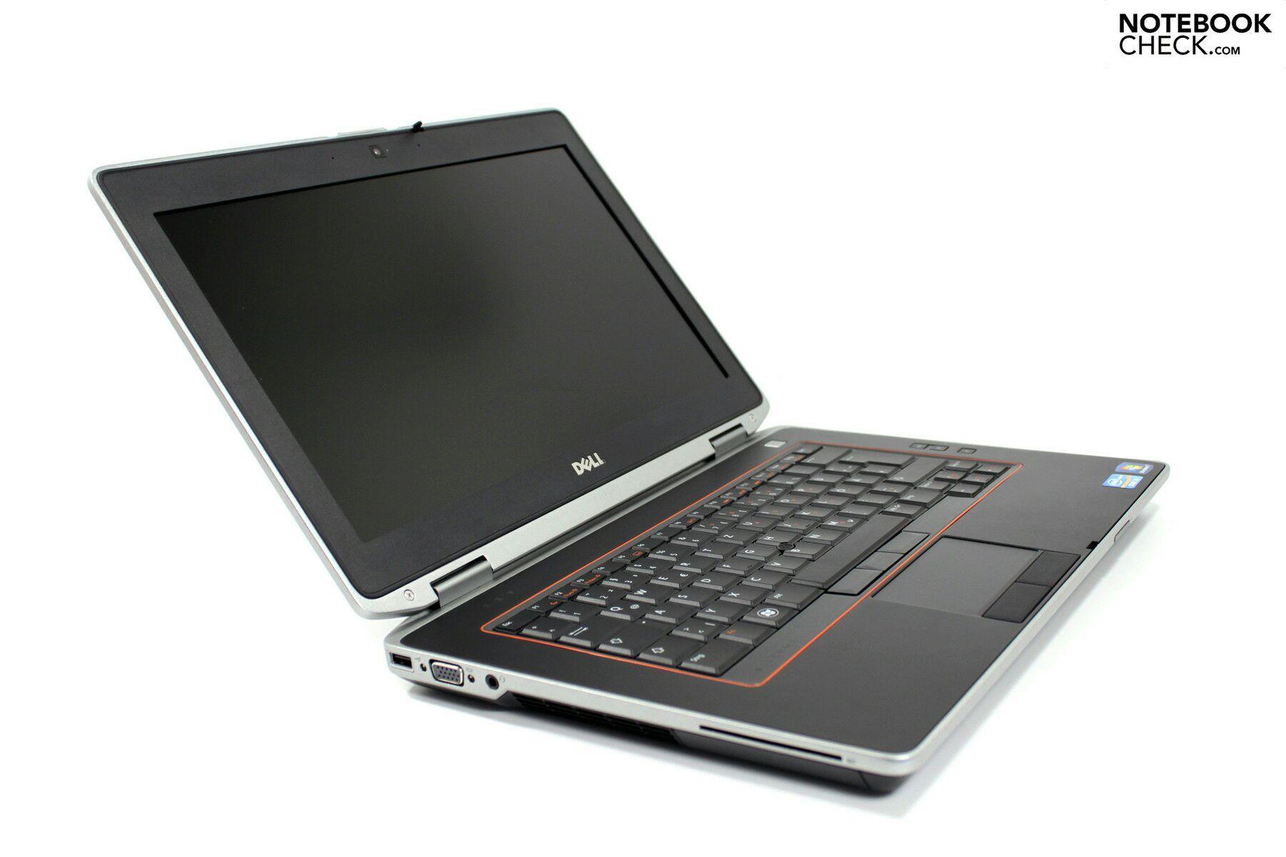 Dell Latitude E6420 Core i5, 8GB, 256GB SSD, DVD-Brenner, 1600x900 HD+, B-Ware [eBay.de]