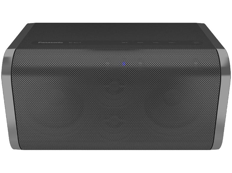 Panasonic SC-ALL3 Multiroom-WLAN-Lautsprecher schwarz für 122€ [saturn.at]