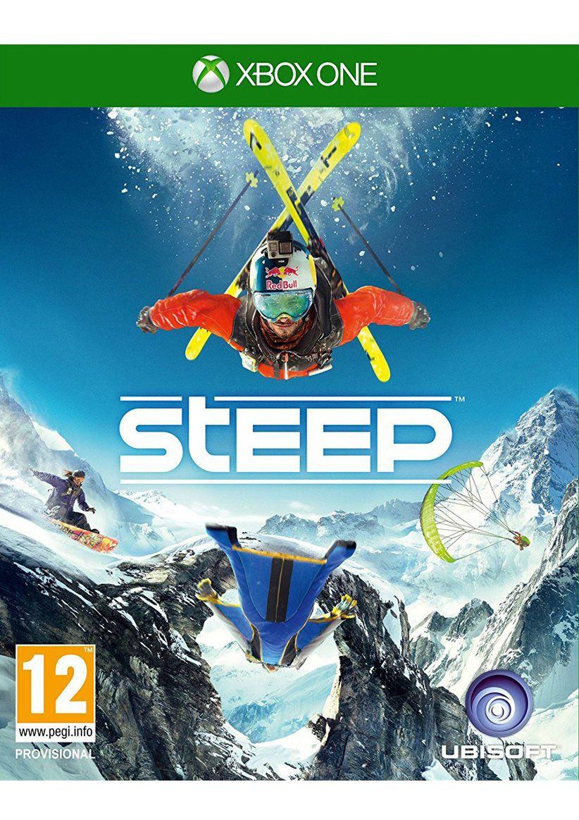 Steep (Xbox One & PS4) für je 23,84€ inkl. VSK (SimplyGames)