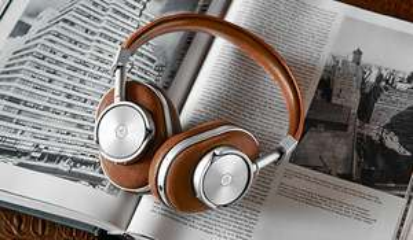 Master & Dynamic MW60 Wireless Over-Ear Leder Kopfhörer für 368€ (Microsoft UK)