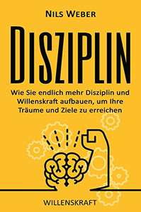 Amazon Kindle Ebook -- Disziplin